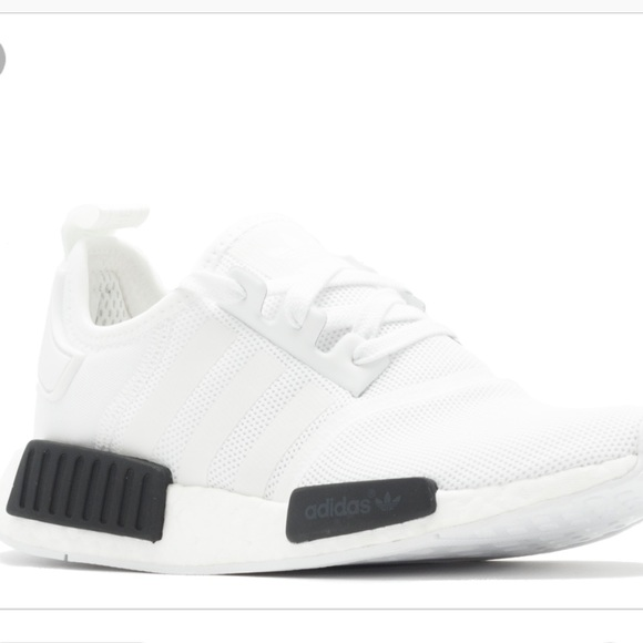 e598df2a979c4 adidas Other - ☀️Sale☀️Rare Adidas NMD R1 white